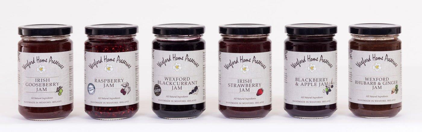 Wexford Home Preserves Main Range Jams